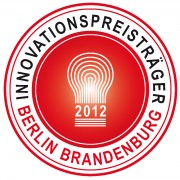 2012 Innovation Award of the German Capital Region