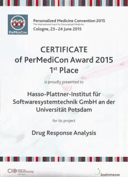Permedicon Award 2015